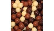 Шоколадови ядки и сушени плодове