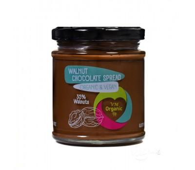 Био Tечен шоколад с  орехи 200g