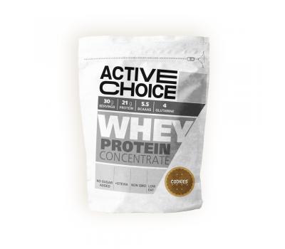 Протеин на прах Бисквити от Active choice 500g