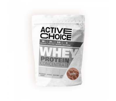 Протеин на прах Какао от Active choice 500g
