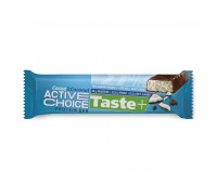 "Протеинов бар Какао и кокос ""Active choice"" 70g"