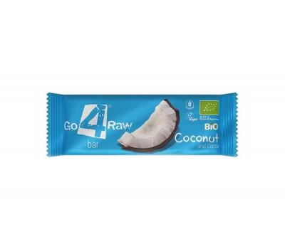 Суров бар Kокос и какао 25g