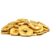 Чипс от банан, без захар