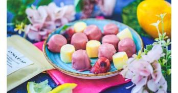 Сладоледени лимонови бонбони